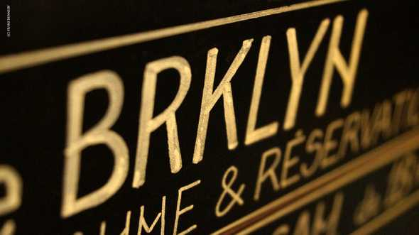 The Brooklyn bar